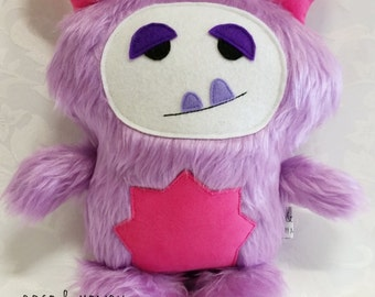 Yeti Monster Softie - 23cm tall