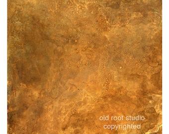 Copper Modern Art, Orange Modern Art, Amber Modern Art Painting, Orange Abstract Painting, Orange Landscape, Abstract Landscape, Earth Art