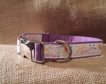 Perfect Princess Buckle dog collar