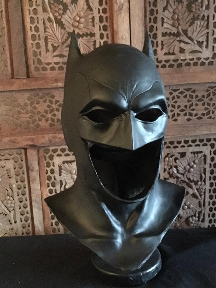 New 52 style Batman Cowl Mask Prop