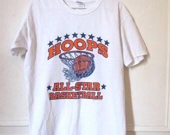 Vintage Hoops Tshirt