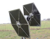 Metal Star  Wars TIE fighter  __ free shipping worldwide __