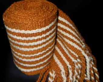 Large Wool Belt Handwoven New Ethnic Accessory Fashion Costume Decor Peru