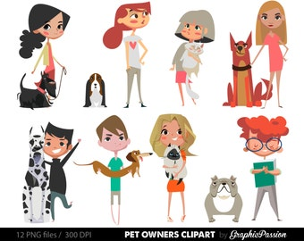 Pet clipart – Etsy
