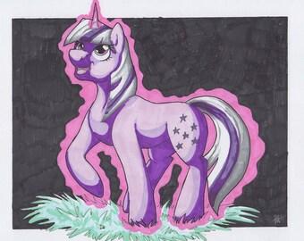 G1 Twilight Original Drawing