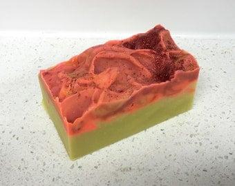 Hawaiian Summer handmade soap