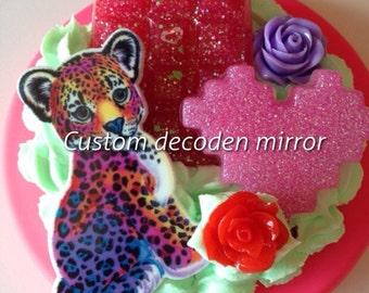 Custom decoden mirror