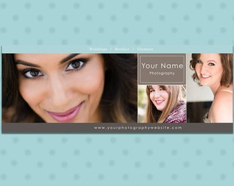 Facebook Timeline Cover Template for Photographers