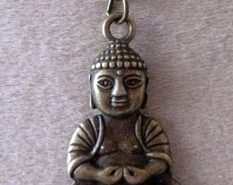 adorable pendant small Buddha
