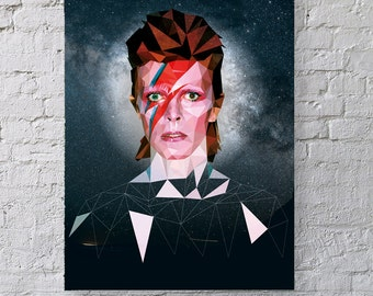 Ground Control to Major Tom - Ziggy Art