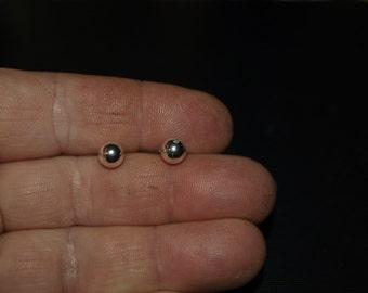 Costume SIlver Plate Earrings
