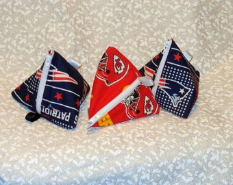 Wedge Zippy Pouches-NFL