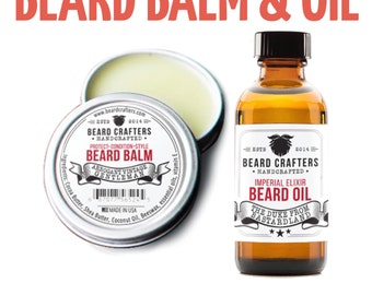 The Beard Balm and Oil Super Special