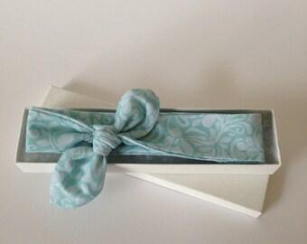 """The """"Elle"""" tie knot headband"""