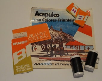 Braniff Airlines Collection