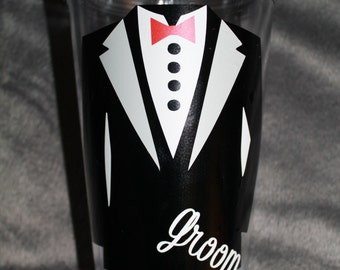 Groom Sippy Cup