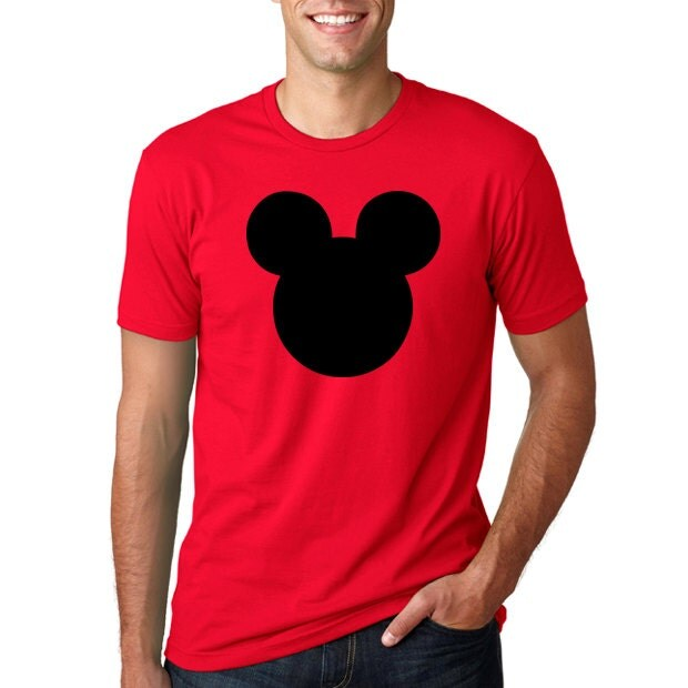 Disney's Mickey Mouse T-Shirt // Men's