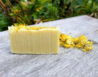 Calendula Soap for Sensitive Skin