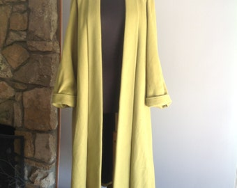 Vintage Ashley Scott Wool Coat / Womens winter coat, Womens coat