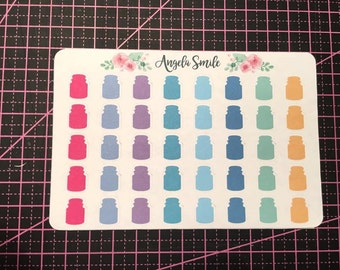 sticker yankee candle