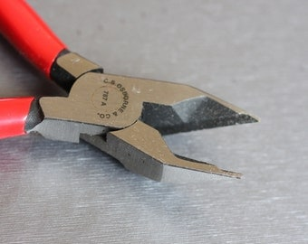 Upholstery Staple Side Cutter, by Osborne No 787 A, Staple remover, The best staple cutter,