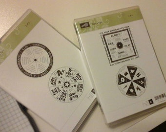 Stampin' Up! Take a Spin stamp set
