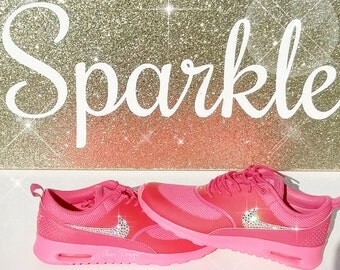 nike schuhe pink glitzer augmented reality. Black Bedroom Furniture Sets. Home Design Ideas