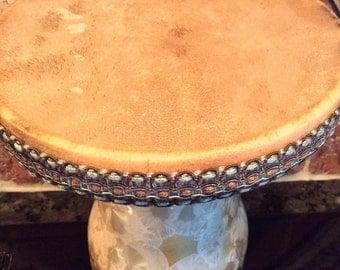 Ceramic Crystalline Drum