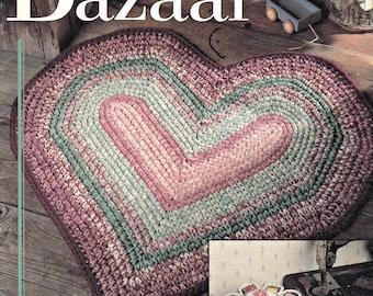 Leisure Arts Best Bazaar 12 Designs To Crochet, How To Crochet, Crochet Stitches, Crochet Flowers, Crocheting, Crochet Patterns