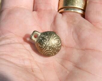 Tibetan bells, Ancient model, 6 bells are One Unit, 18 mm long