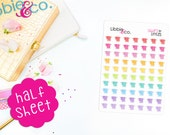 Libbie's Littles Towels Life Planner Die-Cut Stickers!  Perfect for Erin Condren, Happy, Mambi, Plum Paper and Personal Planners! LL79
