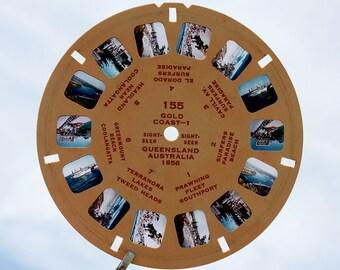 3D ViewFinder + Gold Coast Slides 1956
