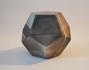 SALE! Matryoshki Universe- Medium Individual (Ceramic Dodecahedron- Sacred Geometry-Platonic Solid)