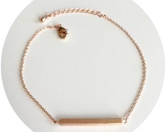 Simple Bar Bracelet