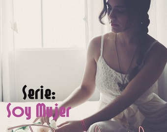 Serie: Soy Mujer Bendecida (Rompe Hielo)