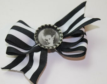 Frankenstein Bride Hair bow