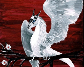 Guardian- White Dragon