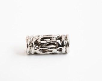 Bar pendant, Tube Pendant,Bar charm,Bar tube Charm,Filigree Tube Bar Pendant,Findings,Tube Pendant Findings,Tube Bar Charm,bar jewelry