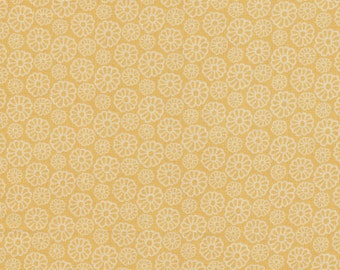 Bright Daisy Yellow- 100% Cotton