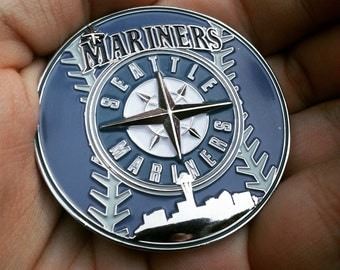 Seattle Mariners Collectors Fan Coin