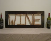 Wine Cork Wall Art - Maple