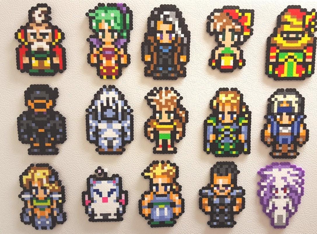Final Fantasy 6 Perler...
