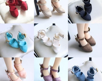 SK Couture Classic Silk shoes for Blythe, Pullip, Azone, Licca, Jenny, Momoko