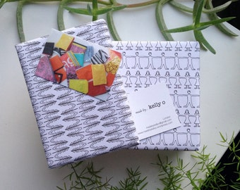 Gift Wrapping - recycled wrapping paper