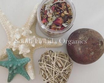 Organic Herbal Bath Tea