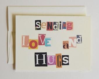 Sending Love and Hugs