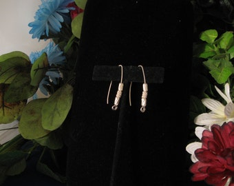 Branna Earrings. Simple, straightforward, versatile.