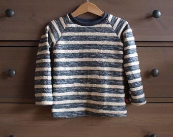 "Sweatshirt, ""Seaside"" knitted Cotton"