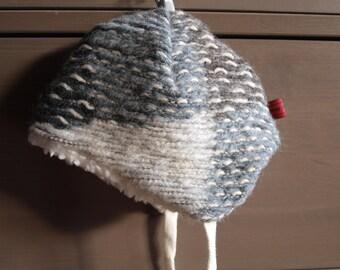 warm winter hat, new wool