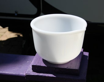 Glassbake mixing bowl made for Sunbeam.